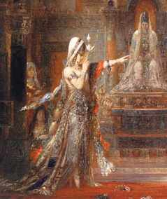 Images of Salome